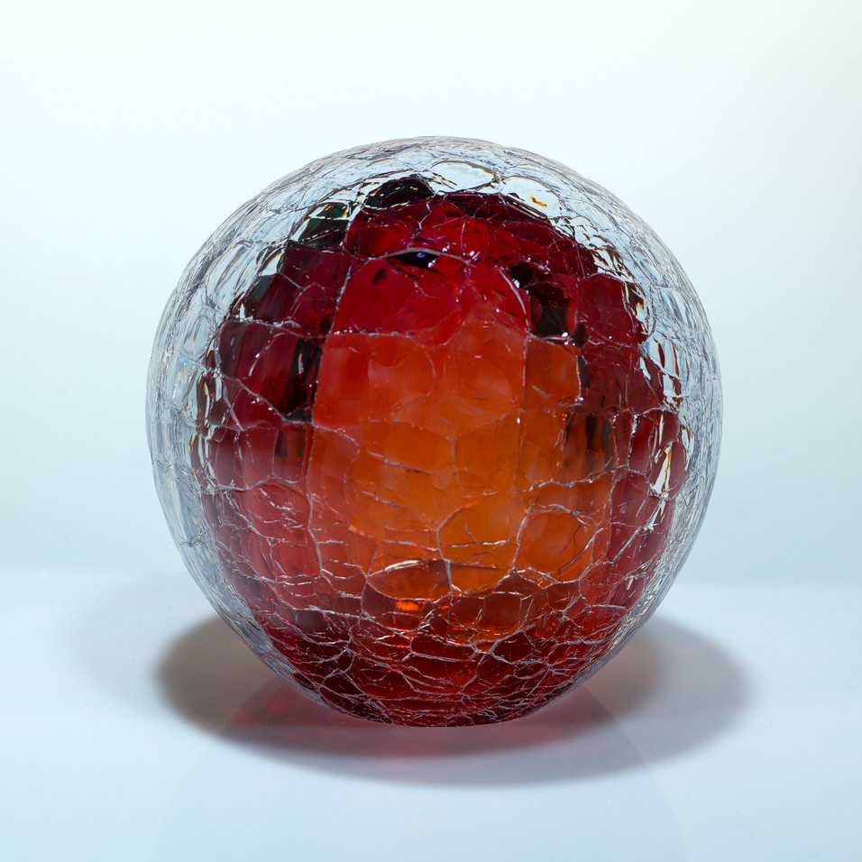 Gator Crackle Paperweight