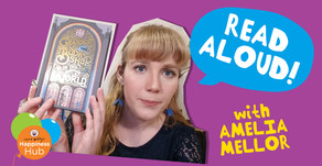 'The Grandest Bookshop In The World' - Kids' Book Read Aloud With Amelia Mellor