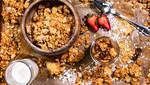 Delicious Homemade Granola Recipe - With Celebrity Chef Dan Churchill