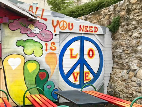 Peace starts with you....