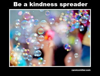 are you a kindness spreader?