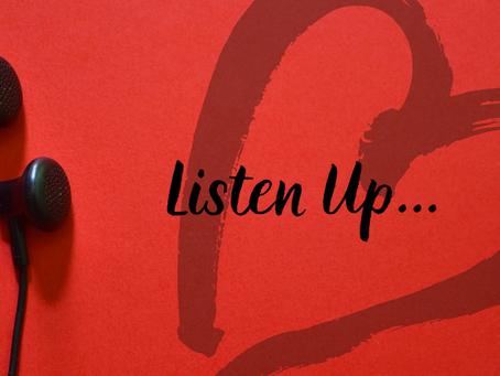 Listen up...