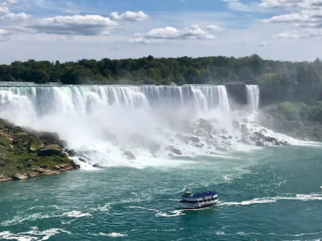 A Waterfall of Hugs