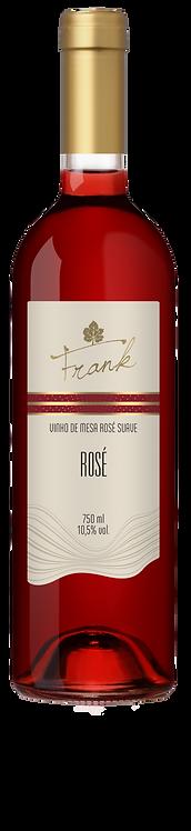 Vinho Bordô Suave Rosé