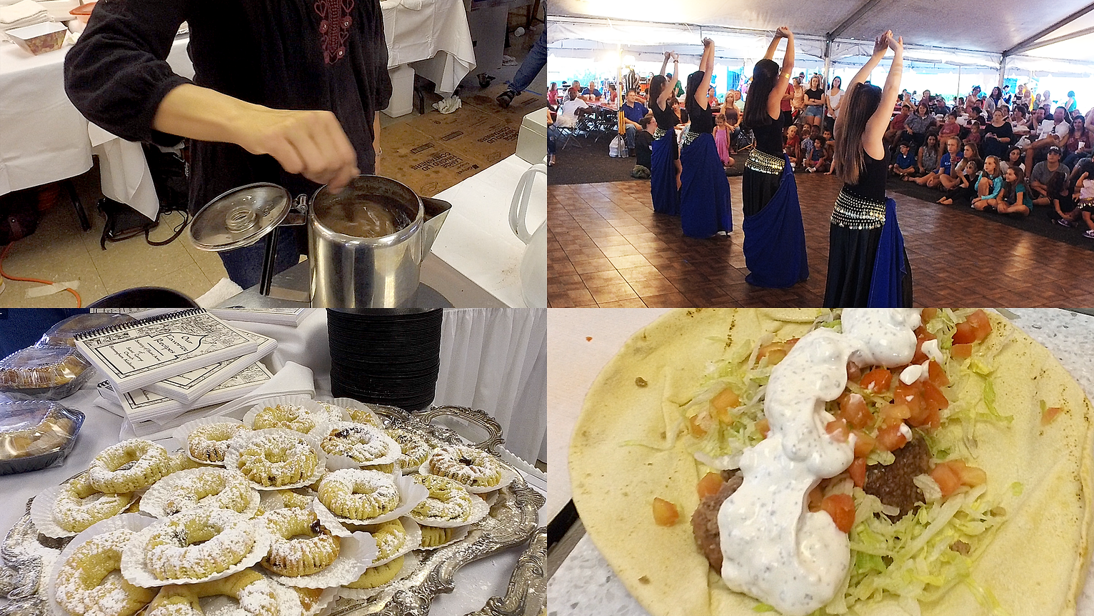 St. George's 39th Annual Middle Eastern Food Festival