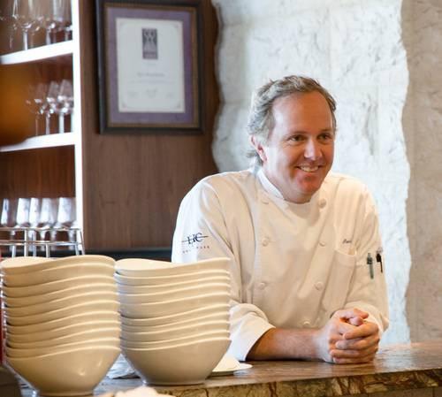 Chef Parke Ulrich, Waterbar Restaurant, San Francisco