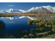 Lake Heron, Mid Canterbury, New Zealand