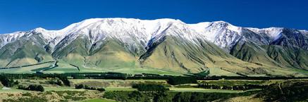 Mid Canterbury, South Island, New Zealand