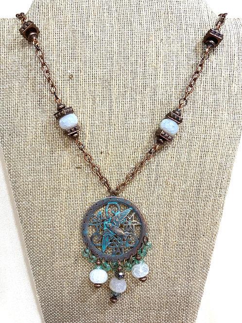 Bird Emblam Necklace