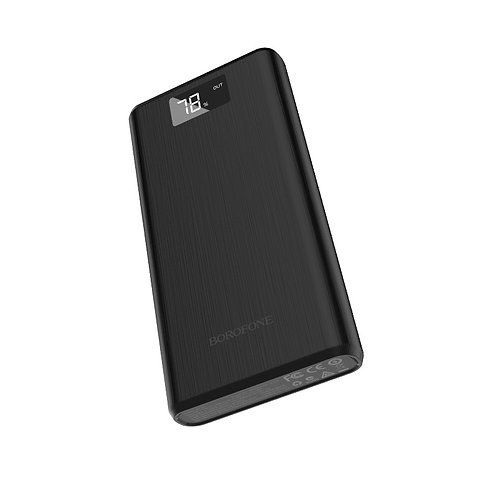 Power Bank Borofone BT2D Fullpower (30000 mAh) [Black]