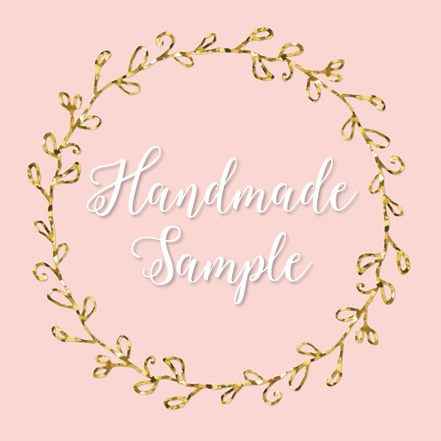 Handmade Sample