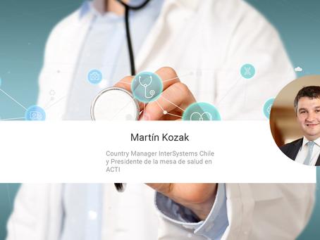 Rompiendo paradigmas: Estrategias que lideran la transformación digital en Salud