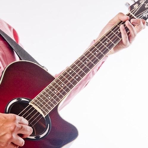Bespoke Recording - 1 original song