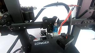 LONGER LK4Pro Hotend Components Replacem