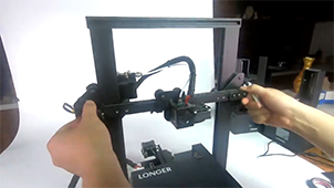 LONGER LK4Pro How to Adjust X Y Z Axis.p