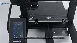 LONGER LK4Pro How to Solve Printing Stop