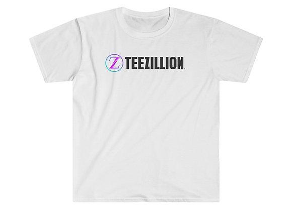 Teezillion™ Women's Jersey Short Sleeve V-Neck t-shirt