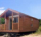 リゾートキャビンカナディアン Trailer-house.net トレーラーハウス リファインノーム