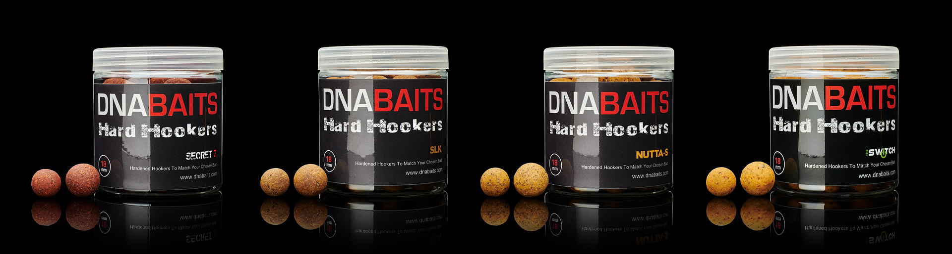 DNA Baits, Hard Hookers