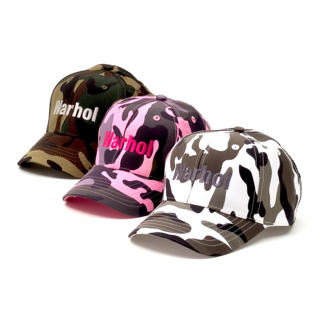 National Gallery Retail - Warhol Caps