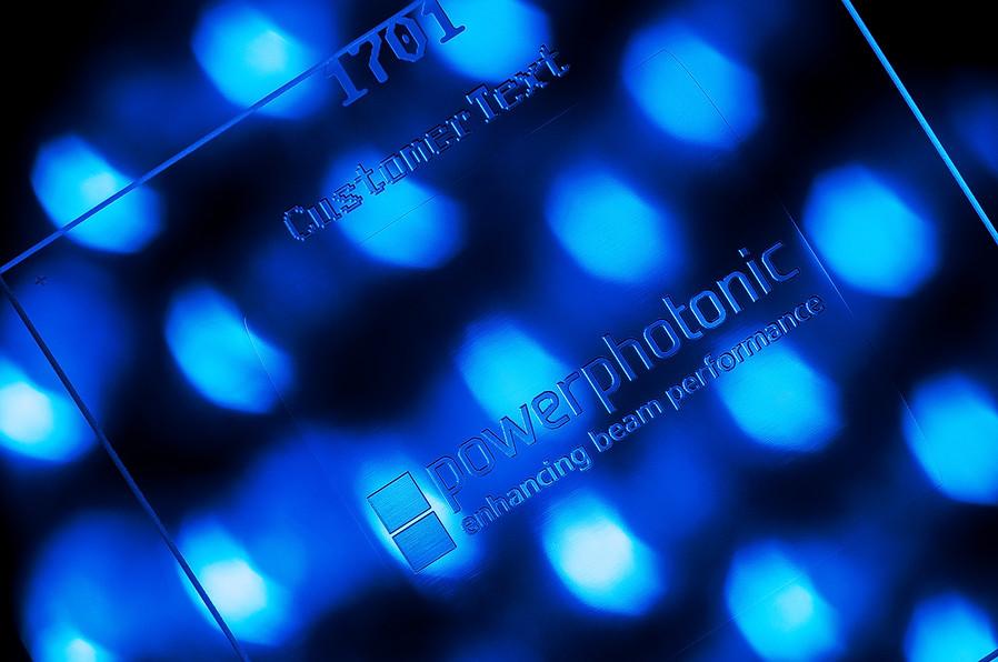 Abstract micro optics