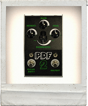 PDF 2 Parametric Distortion Filter One Of The Best Overdrive Pedals Blues And Metal