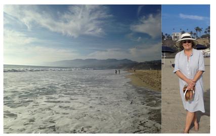 Solstice Greetings from Santa Monica Bay
