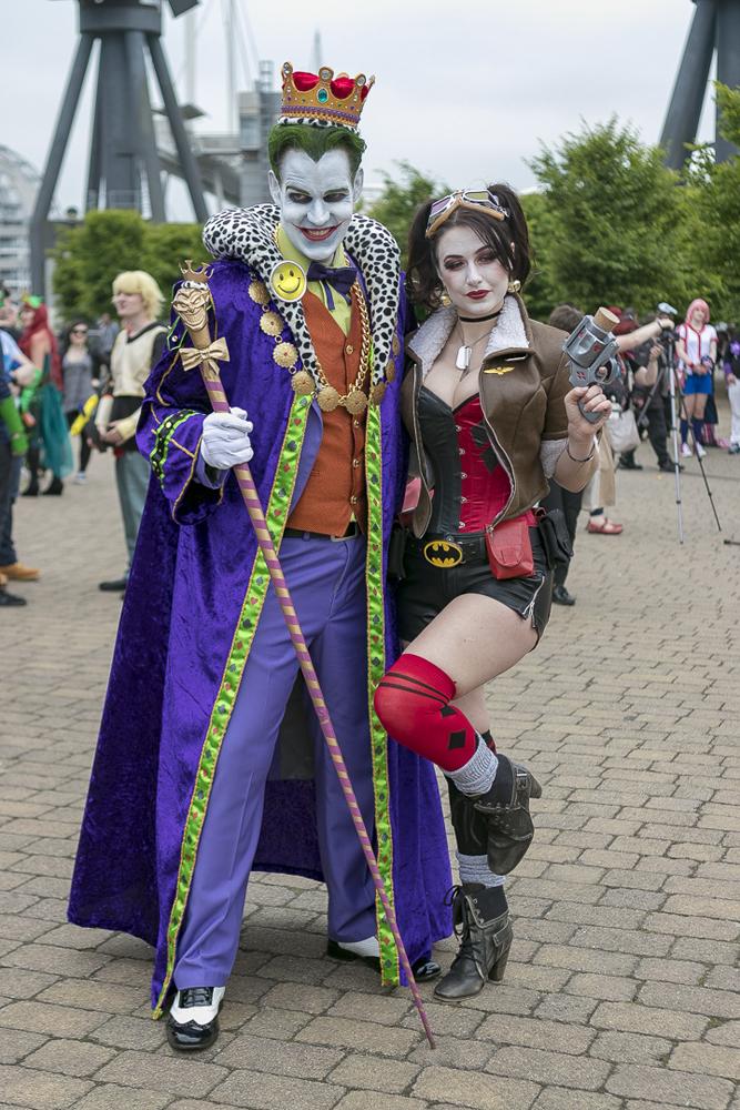 King Joker & Harley Quinn