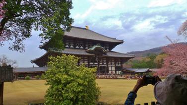Tōdai-ji, Nara Prefecture, Japan