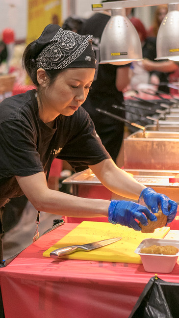 Chicken Katsu Kitchen