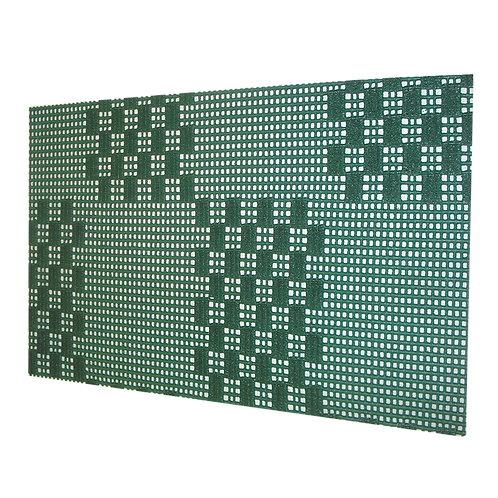 Coast Multi Purpose Mat Green 6.0m