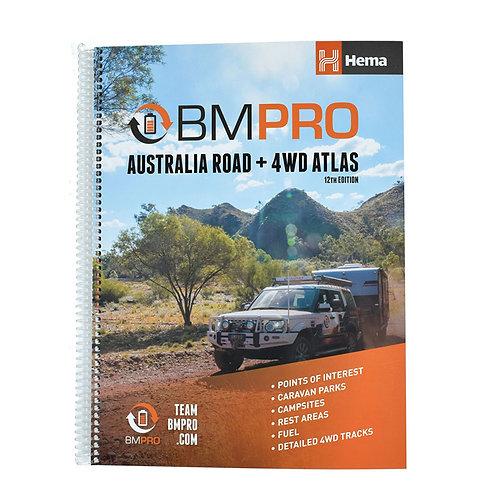BMPRO- HEMA MAP