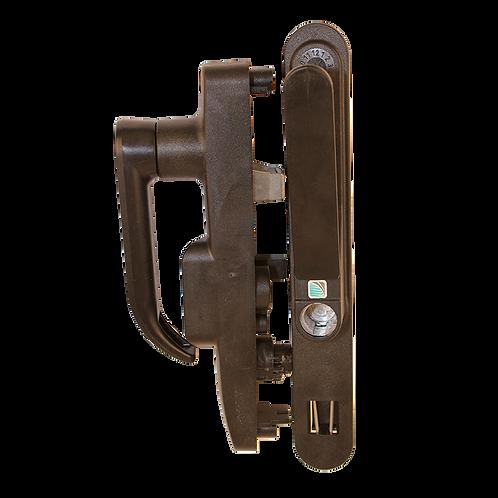 RH Camec 3 Part Lock
