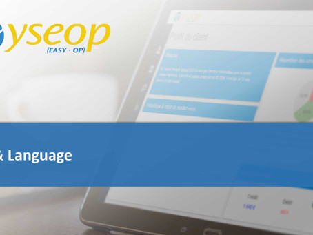 YSEOP : AI & Language