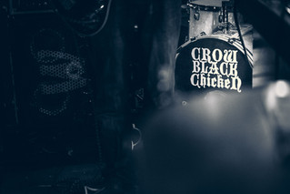 Hard workin' blues rock band...Crow Black Chicken!