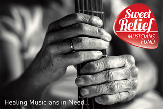 Lust for Tone Support for Sweet Relief Musicians Fund