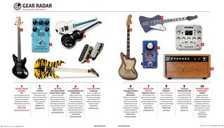 Lust for Tone Fandangos! Featured in Premier Guitar Gear Radar