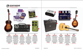 Lust for Tone '59 Lustbucker Tribute Series Featured in Premier Guitar Gear Radar