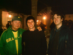 Andy, Jose Luis Balao & Daniel Byrne