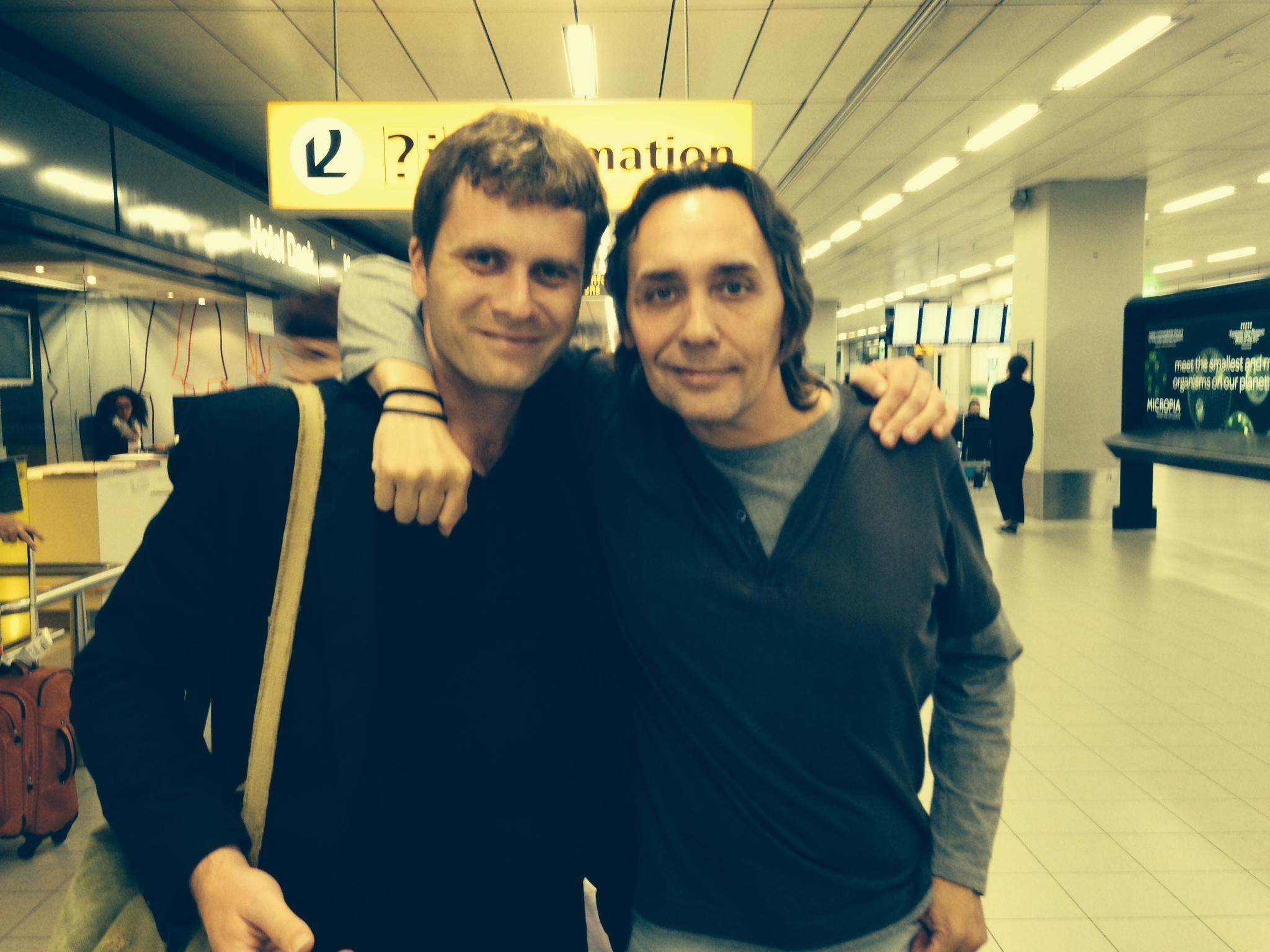 Andy Turnbull & Vicente Amigo