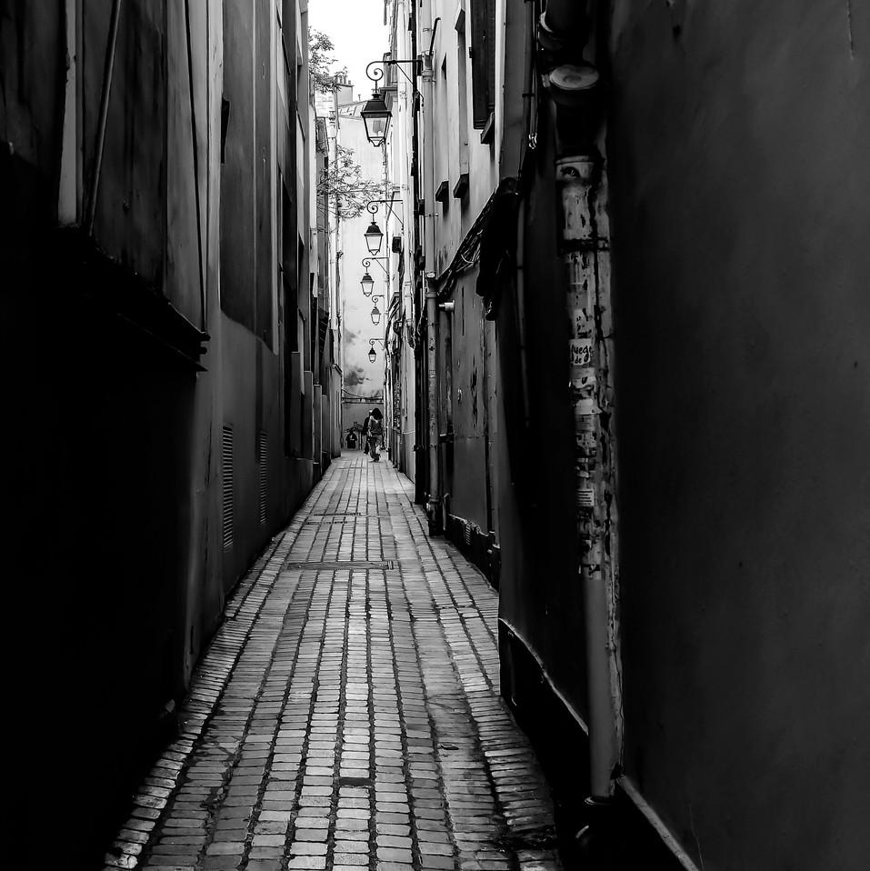 Ruelle - Paris 9