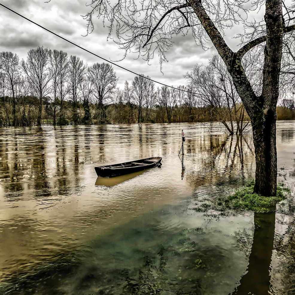 La Loire déborde I