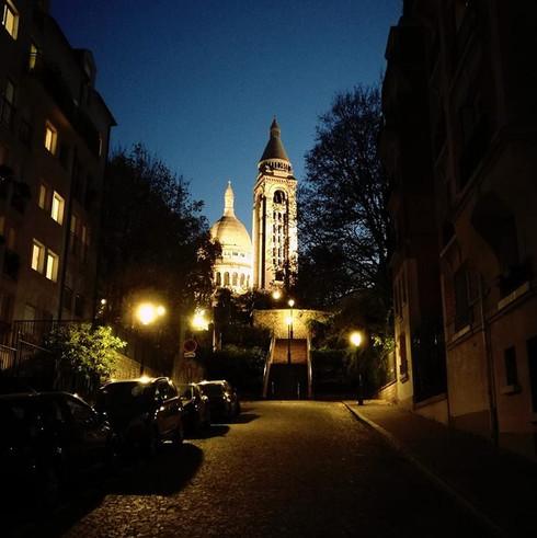 Rue de la Bonne - Paris 18
