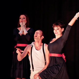 Iris, Manon & JB