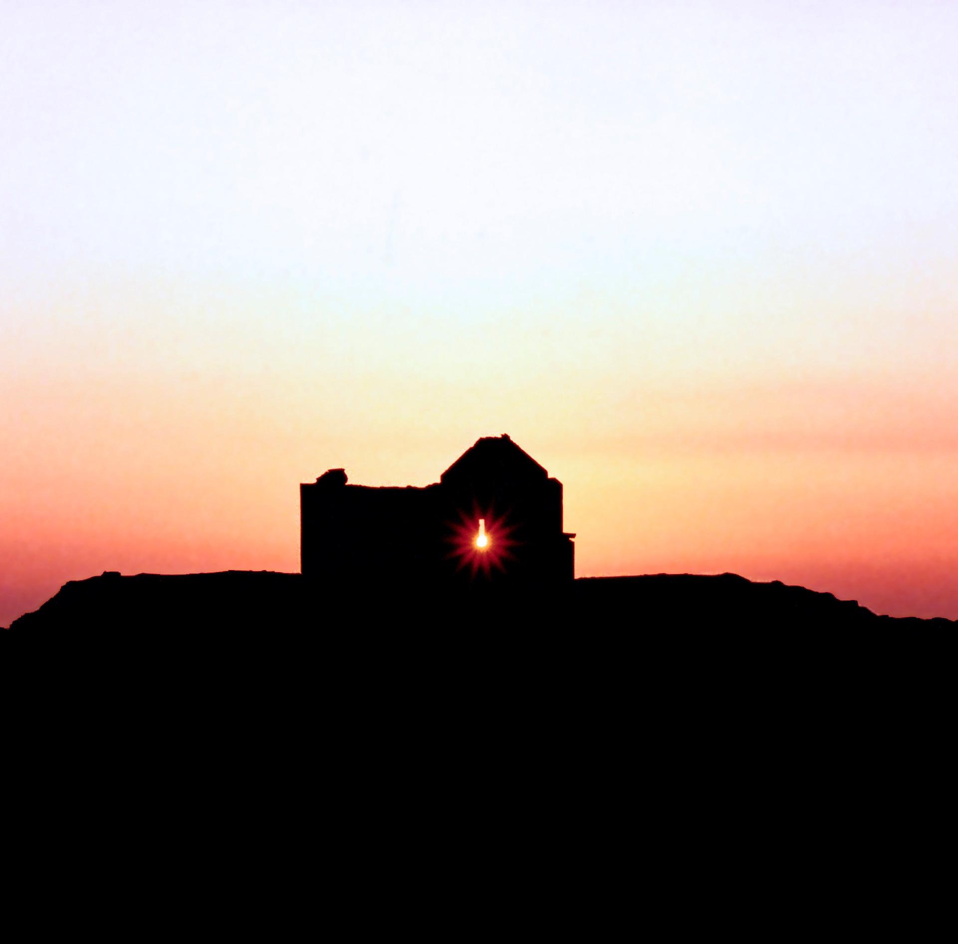 Maison fantôme - Côte sauvage - Bretagne