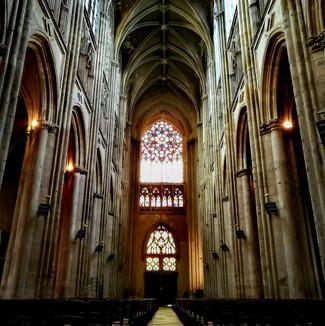 Cathédrale - Tours