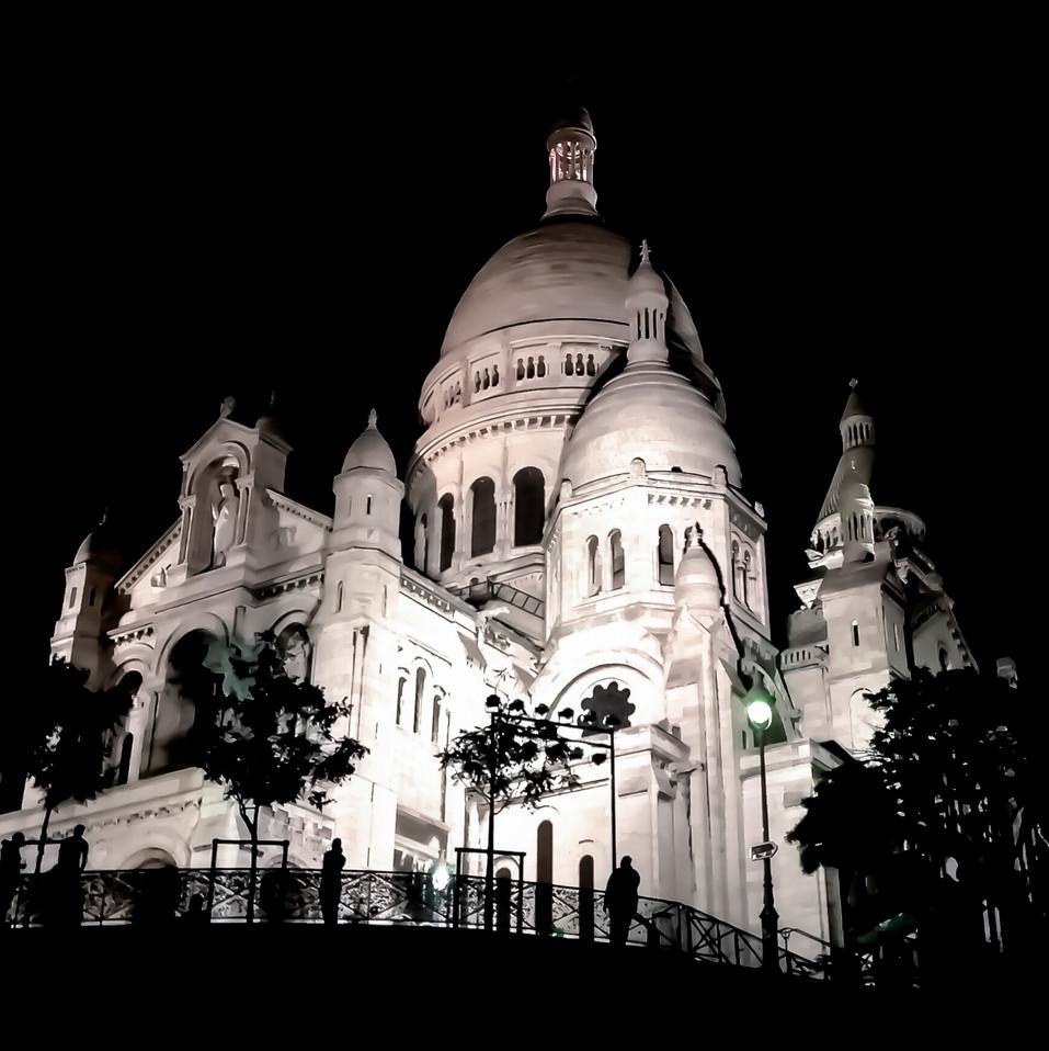 Coeur Sacré - Paris 18