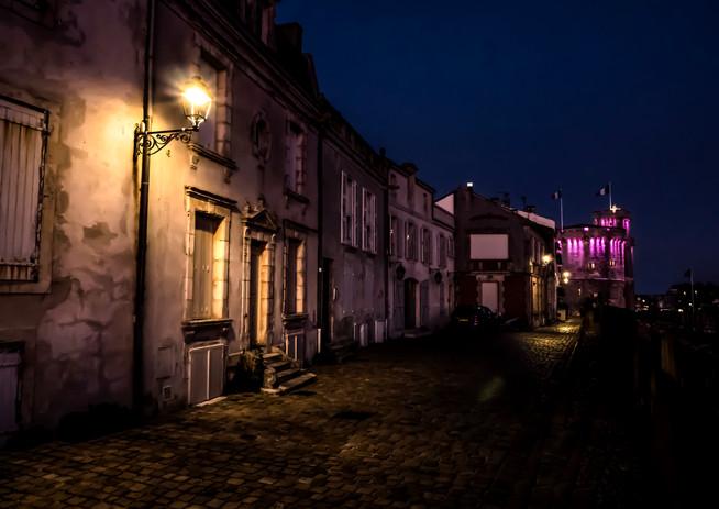 Remparts - La Rochelle