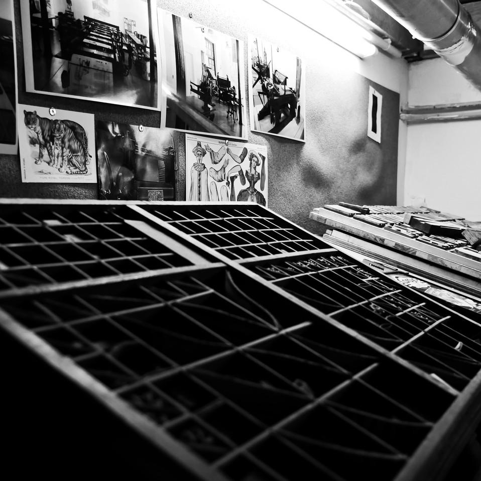 Atelier typographique