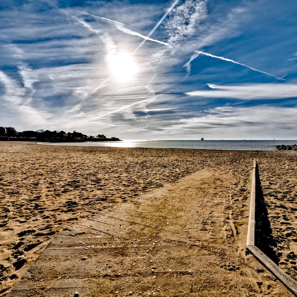 Plage des Minimes - La Rochelle